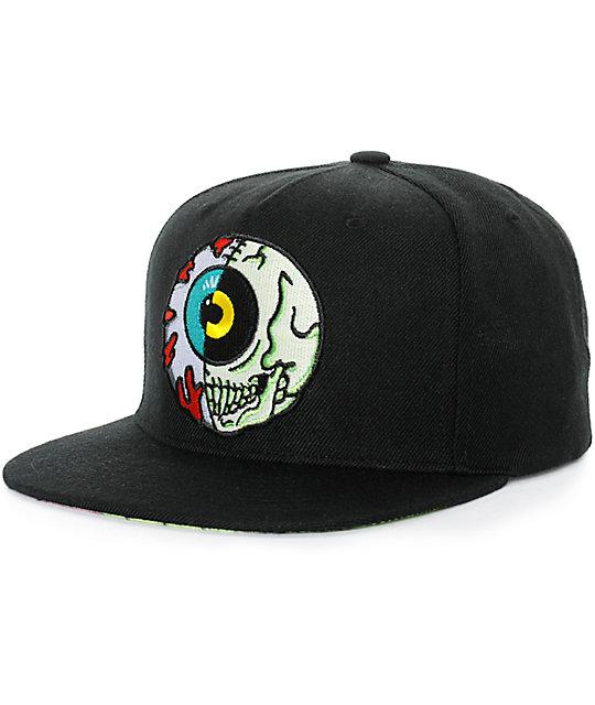 Mishka Cyco Split Keep Watch Snapback Hat