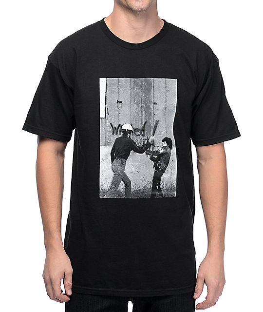 Mishka x Edward Colver Wasted Youth Black T-Shirt