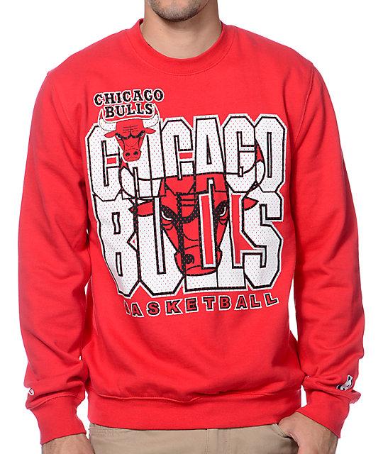 mitchell and ness chicago bulls hoodie