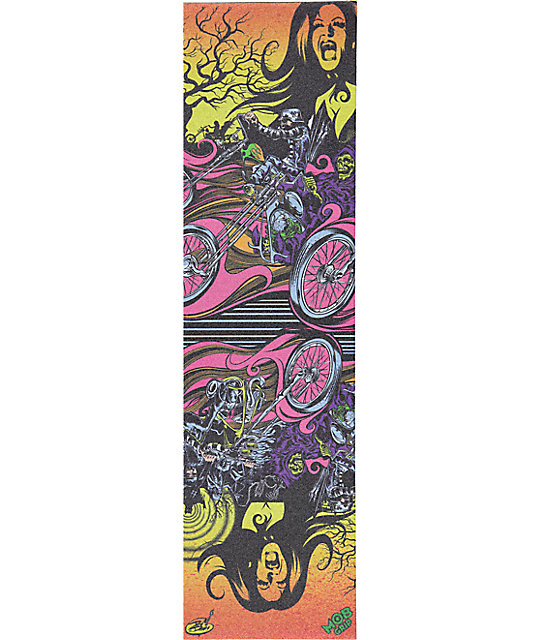 Mob Dirty Donny Chopper Girl Grip Tape