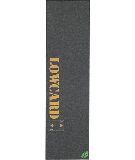 Mob Grip X Lowcard Skateboard Grip Tape