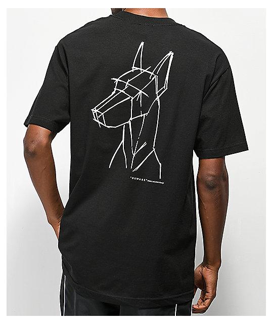 Negra Beware Camiseta Moodswings Beware Moodswings FcKl31uTJ
