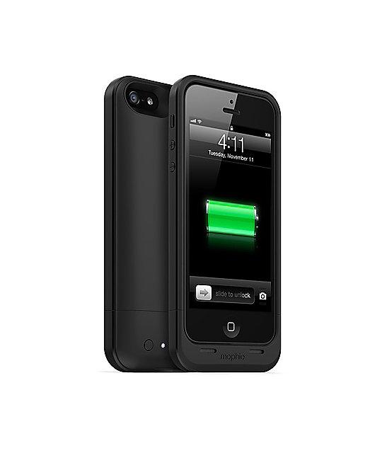 Mophie Juice Pack Air Black iPhone 5 Case