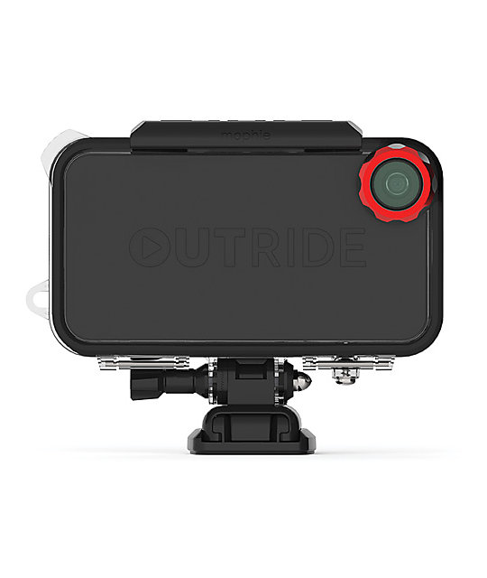 Mophie Outride Black iPhone 4 POV Case