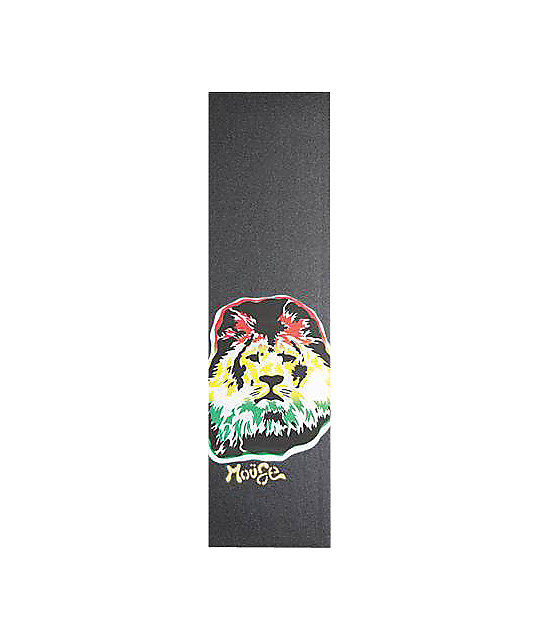 Mouse Grip by Mob Lion Of Zion Hand Sprayed Grip Tape