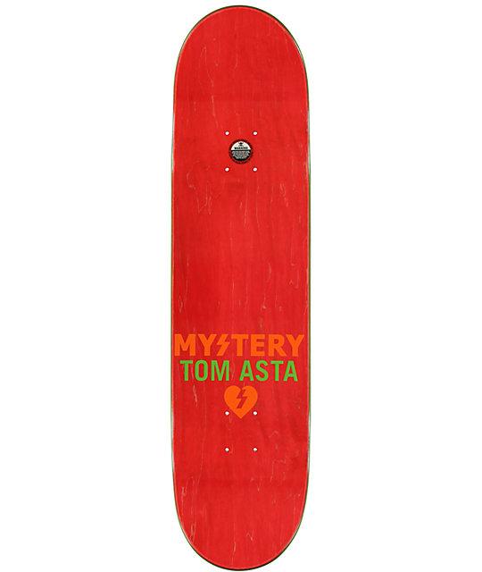 "Mystery Asta Avante Garde 8.0""  Skateboard Deck"