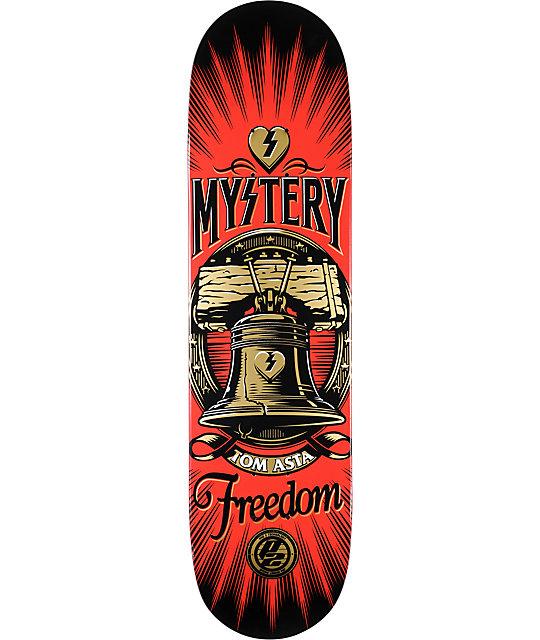"Mystery Asta Freedom P2 7.875""  Skateboard Deck"