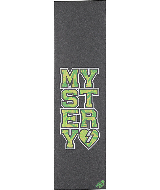 Mystery Skateboards Varsity Printed Grip Tape