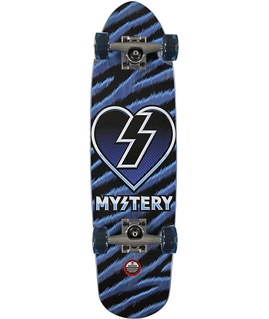 """Mystery Zebra 27.75""""  Cruiser Complete Skateboard"""
