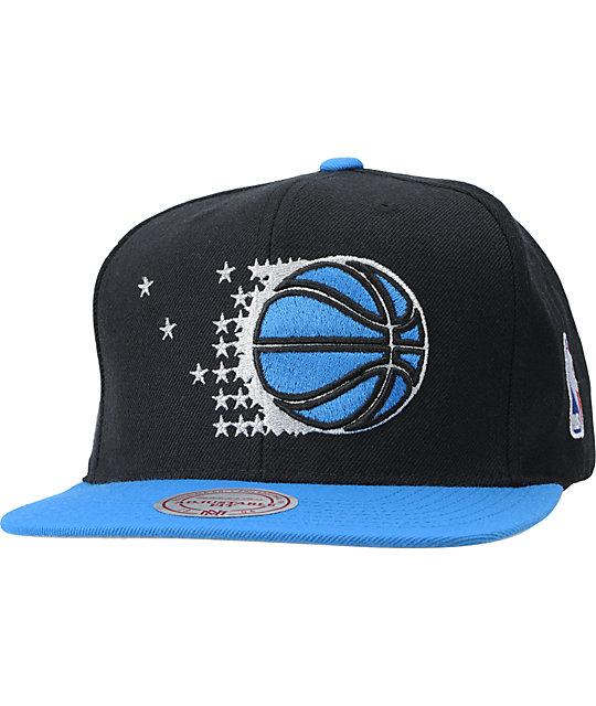 NBA Mitchell and Ness Orlando Magic Alt Snapback Hat