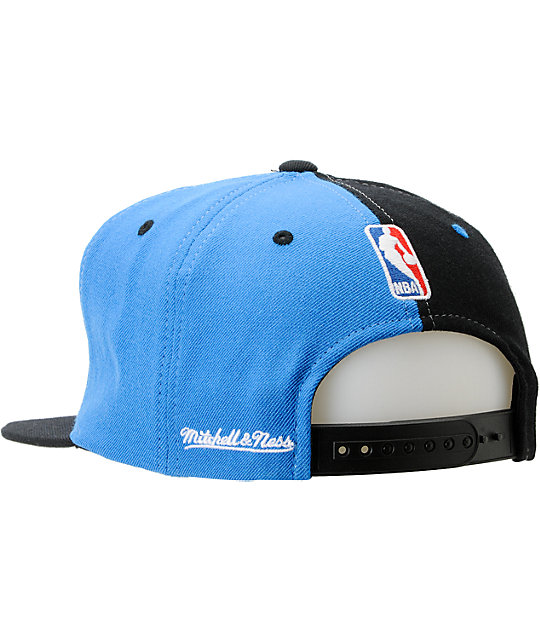 NBA Mitchell and Ness Orlando Magic One-On-One Snapback Hat