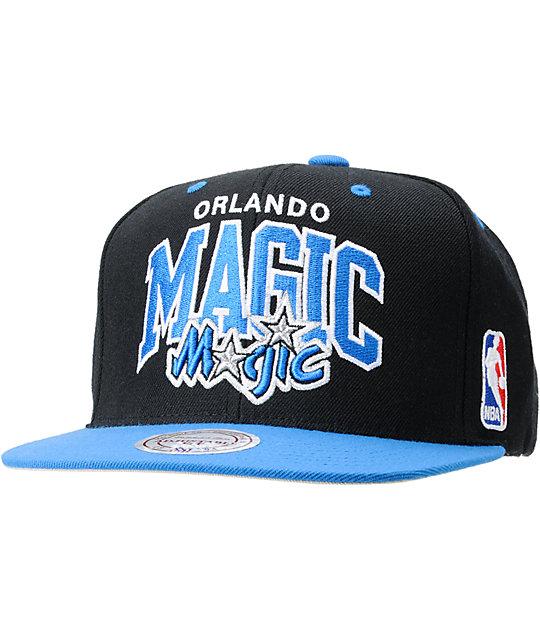 NBA Mitchell and Ness Orlando Magic Snapback Hat
