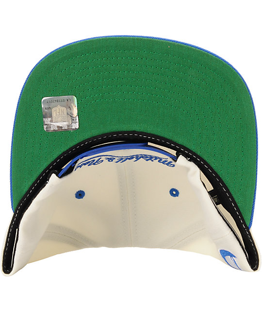 NFL Mitchell & Ness Seattle Seahawks Tailsweeper Snapback Hat