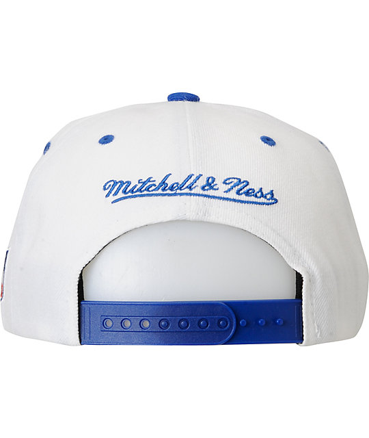 NFL Mitchell and Ness Baltimore Colts Basic 2Tone Snapback Hat