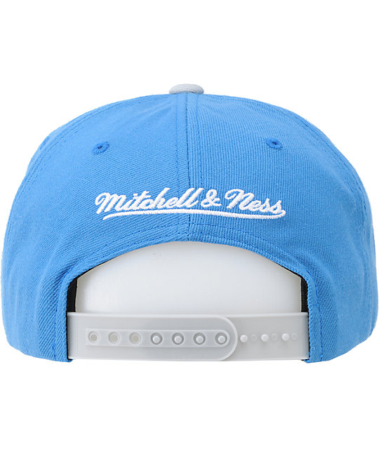 NFL Mitchell and Ness Lions Vice Snapback Hat