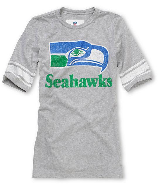 Nfl Seattle Seahawks Football T Shirt
