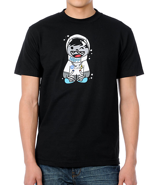 Neff Astro Kenny Black T-Shirt