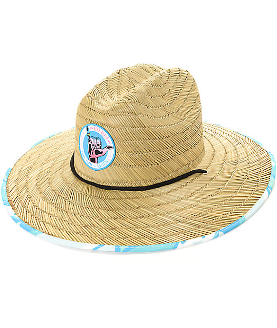 Neff Bae Watch Straw Hat
