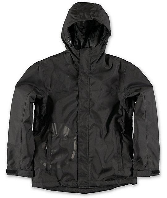 Neff Boys Corpo Black 5K 2014 Snowboard Jacket