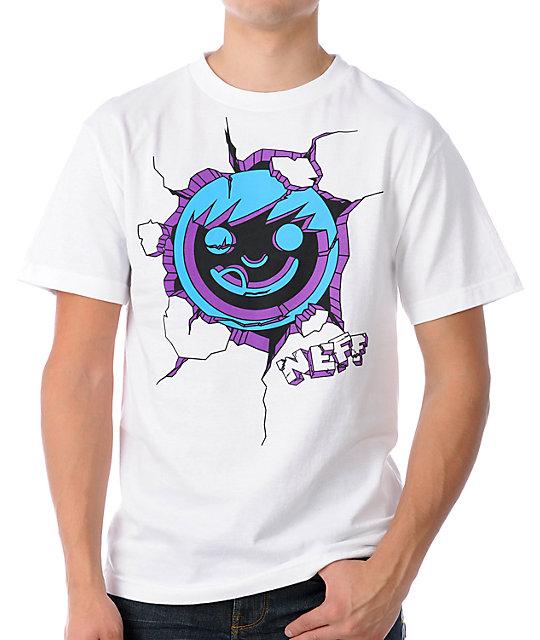Neff Breakout White T-Shirt