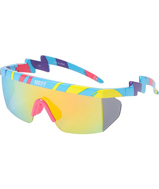 Neff Brodie Wild Tiger Sunglasses