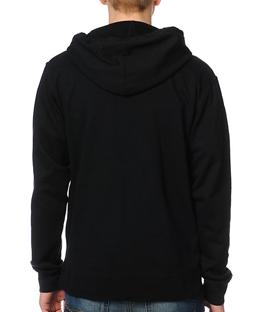 Neff Brookstitch Black Pullover Hoodie