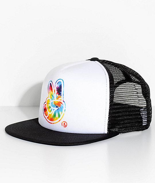 Neff Concord White Trucker Hat