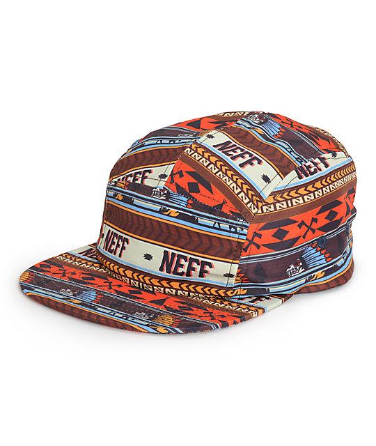 Neff Crazy 5 Panel Hat