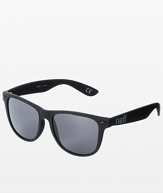 Zumiez Sunglasses  neff daily black sunglasses at zumiez pdp