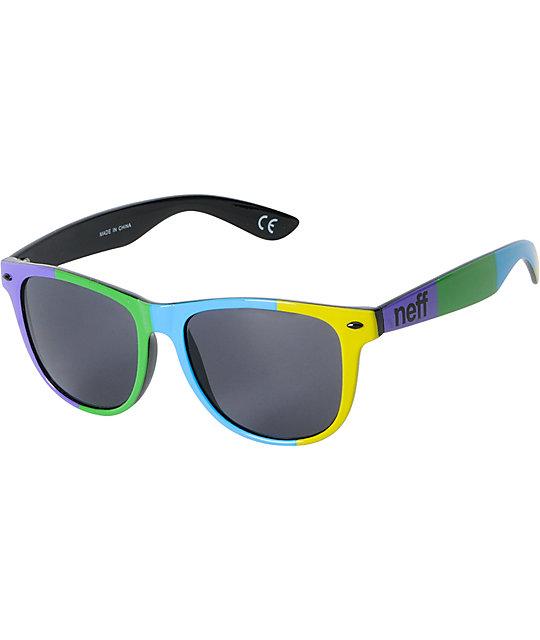 Neff Daily Blocked Sunglasses
