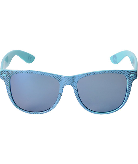 Neff Daily Blue Denim Sunglasses