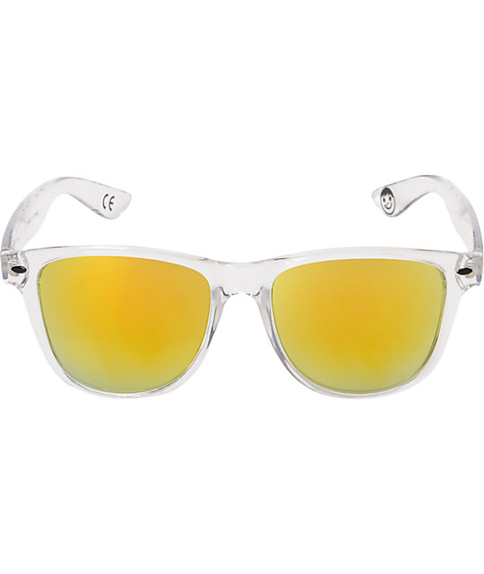 Neff Daily Clear Sunglasses