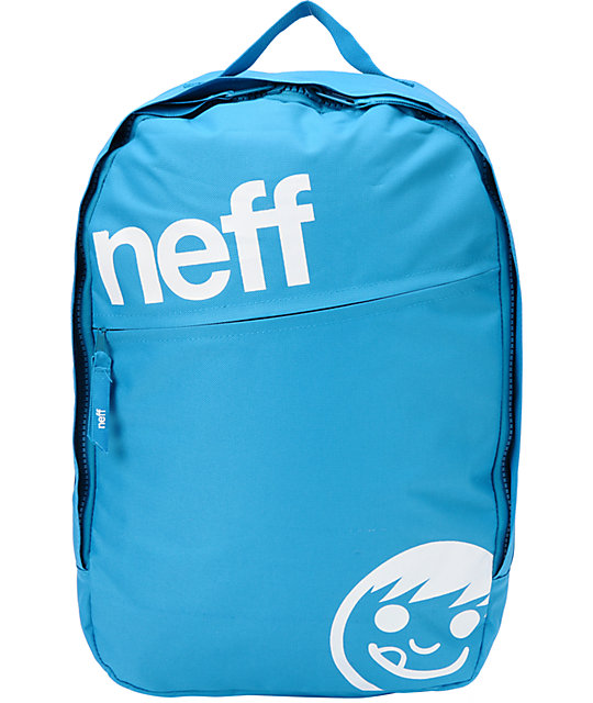 Neff Daily Cyan Blue Backpack