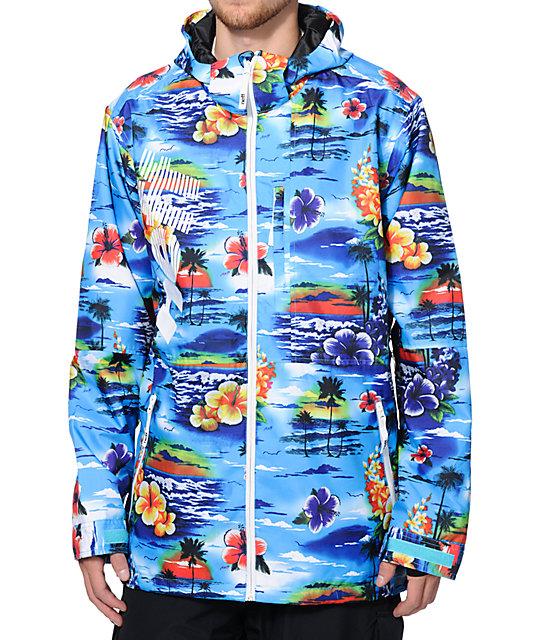 Neff Daily Hula 5K Snowboard Jacket