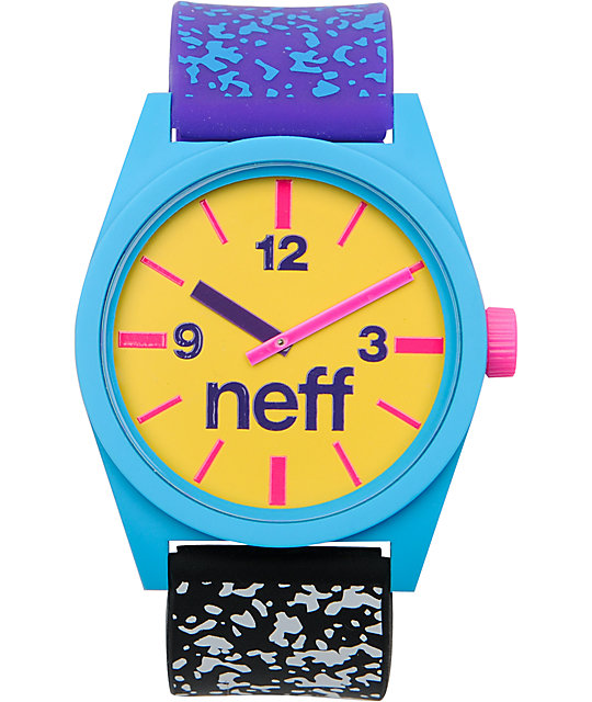 Neff Daily In Line Analog Watch