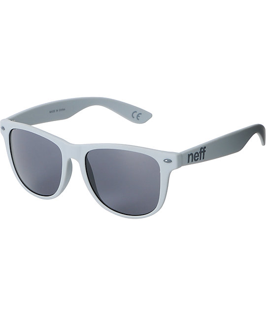 Neff Daily Matte Grey Sunglasses