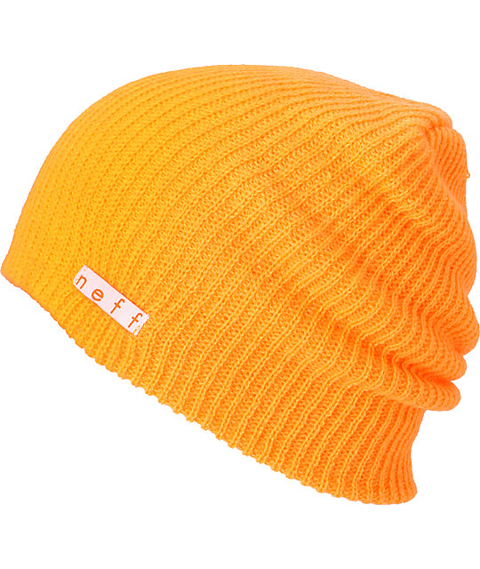 Neff Daily Orange Beanie