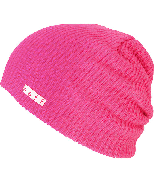 Neff Daily Pink Beanie