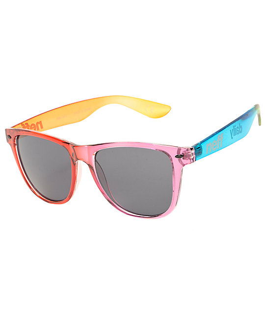 Neff Daily Rainbow Sunglasses