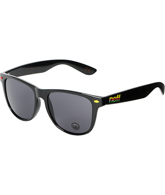 Neff Daily Rasta Sunglasses