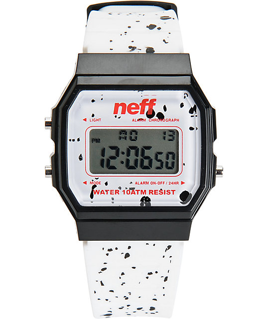 Neff Flava XL Surf Digital Watch