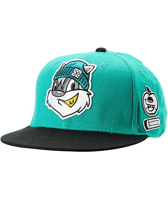 Neff JV Ceramic Snapback Hat