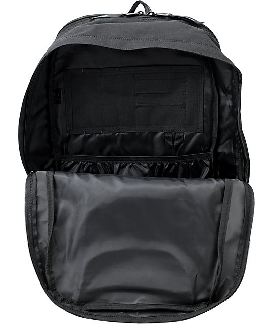Neff Kruzer Black Backpack