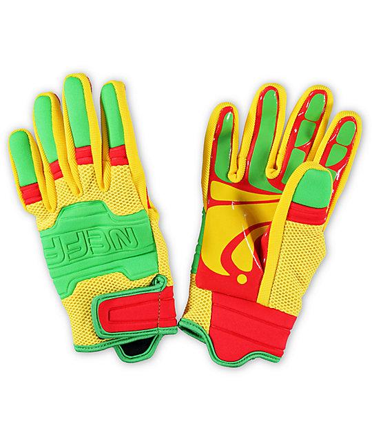 Neff Rover Pipe Snowboard Gloves