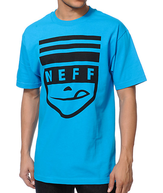 Neff Scalpy Turquoise T-Shirt