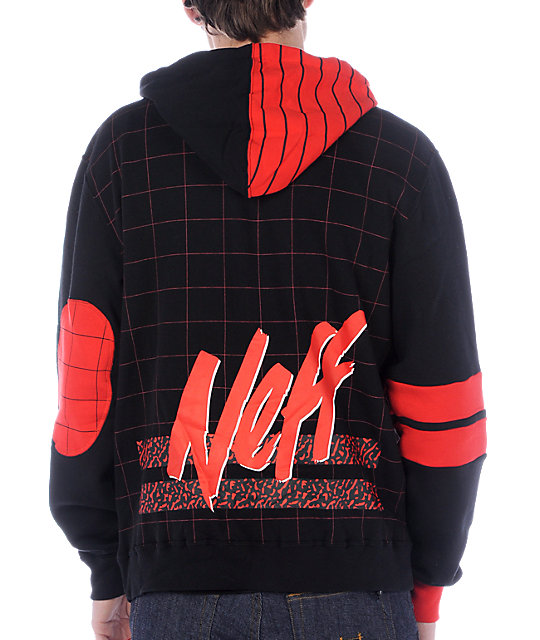 Neff Silly Black Hoodie