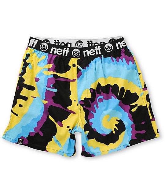 Neff Splatter Boxers