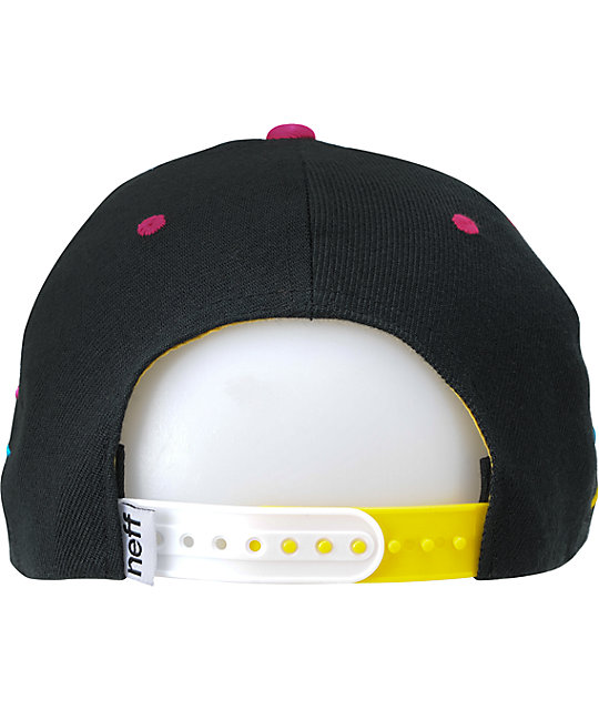 Neff Sporty Diamonds Snapback Hat