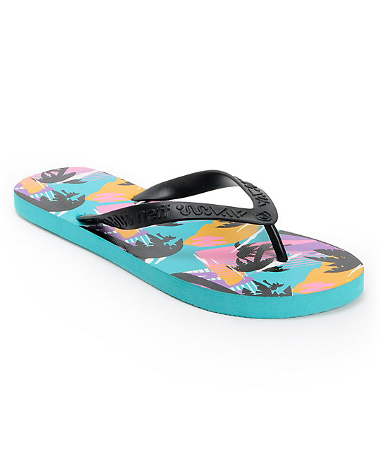 Neff Stand Palms Sandals