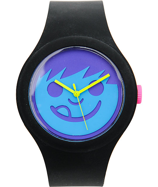 Neff Timely Black Analog Watch